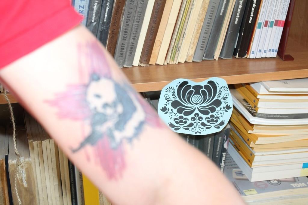 Od Drzewa Do Obrońcy Zwierząt Tatuaże Fakty Młodych Lębork